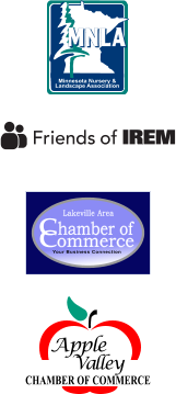 Minnesota Nursery & Landscape Association Lakeville Area  Your Business Connection hamber of  C C ommerce Apple Valley CHAMBER OF COMMERCE